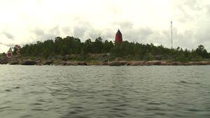 Kuvassa Mässkärin majakka Pietarsaaren edustalla.