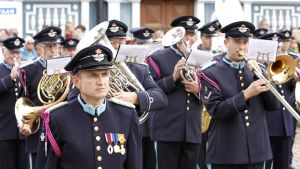 The Royal Band of the Belgian Air Force