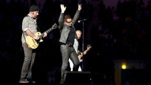 U2 lavalla
