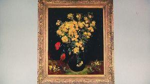 Vincent van Goghin maalaus Unikonkukkia.