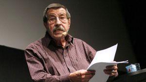 Kirjailija Günter Grass
