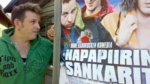 """Timo Lavikainen on yksi """"Napapiirin sankareista""""."""