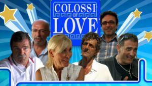 Colossi of Love -dokumentin mainoskuva.