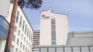 Heinolan reumasairaala.