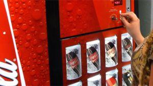 Virvoitusjuoma-automaatti