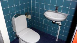 Kuopion vankilan sellin wc