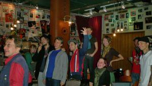 Teatteri Vanha Juko juhlii syksyllä 15-vuotista taivaltaan.