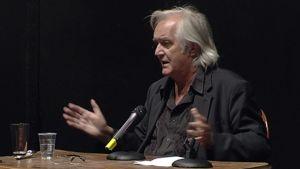 Kirjailija Henning Mankell