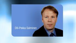 Tervon kunnanjohtaja Olli-Pekka Salminen.
