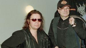 Pate Mustajärvi ja Mika Sundqvist