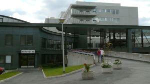 Lapin keskussairaala LKS päivystys