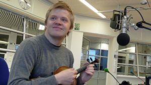 Pekka Kuusisto ja viulu
