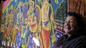 Turire Hindikka, Teatteri Fiaskon 30-vuotisjuhlan näyttelytyö