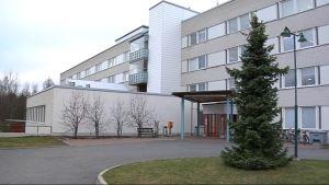 Kotilahden sairaala Joensuussa.