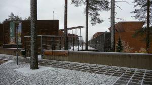 Metsämuseo Lusto Punkaharjulla.