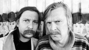 Matti Pellonpää ja Paavo Piskonen