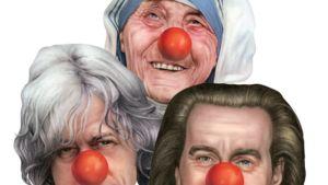 Pistä paremmaksi kuin Kuustonen, jopa Äiti Teresa on mahdollinen.