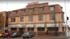 Hotelli Seurahuone Iisalmessa