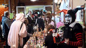 Mangapäivä houkuttelee Kemiin satoja nuoria Lapin ja Oulun läänin alueelta.