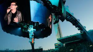 U2:n lavarakennelma