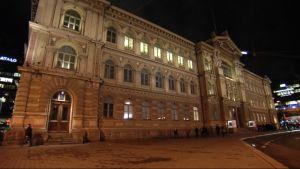 Ateneumin taidemuseo.