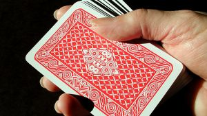 Korttipakka.