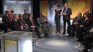 TV2:n Pakkoruotsi-illassa keskustellaan kielten opetuksesta