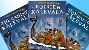 Mauri Kunnas' Kalevala book