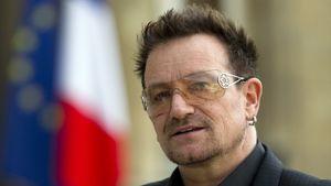 U2:n laulaja Bono
