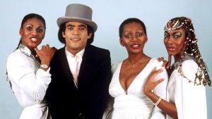Boney M -yhtye vuonna 1981