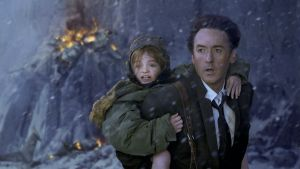 """John Cusack näyttelee tieteiselokuvassa """"2012""""."""