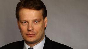 Keskustan euroedustaja Hannu Takkula