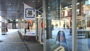 Tax Free kauppa