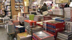 Kirjoja kaupassa