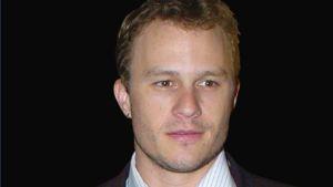 Näyttelijä Heath Ledger lähikuvassa