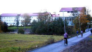 Seinäjoen kampusalue.