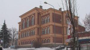 Savonlinnan kaupungintalo.