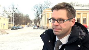 Åbo Akademin tutkimusjohtaja Kimmo Grönlund