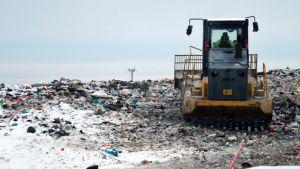 Kuusiselän kaatopaikka Rovaniemellä