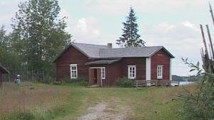 Päätalo-elokuva kuvattiin kesällä 2007 Taivalkoskella.