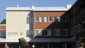Lapin yliopisto Rovaniemen Rantavitikalla