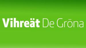Vihreät-puolueen logo