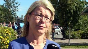 Kaupunginjohtaja Riitta El-Nemr