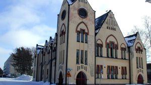 Palosaaren kirkko Vaasassa.