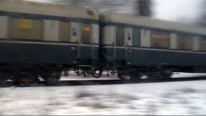 VR:n sininen juna