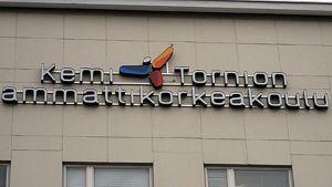 Kemi-Tornion ammattikorkeakoulu, logo, koulutus.