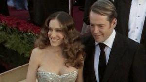 Sarah Jessica Parker ja hänen miehensä Matthew Broderick