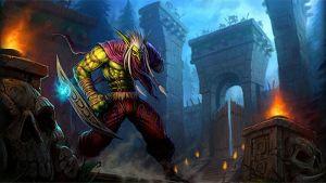 Kuva World of warcraft -pelistä