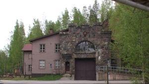 Outokummun kaivosmuseo.