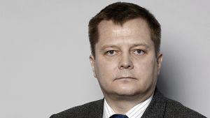 Vasemmistoliiton kansanedustaja Markus Inkinen.